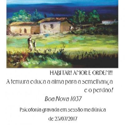 Boa Nova 1037